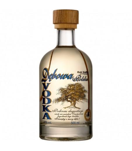 Vodka Debowa Black OAK