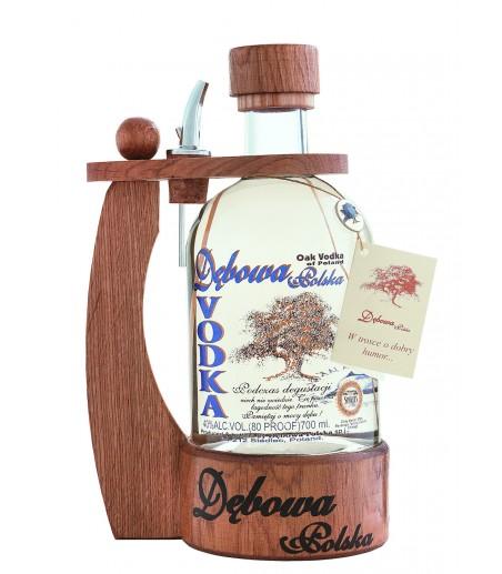 Vodka Debowa avec Bec...