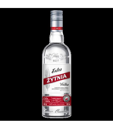 Vodka EXTRA Zytnia (Seigle)