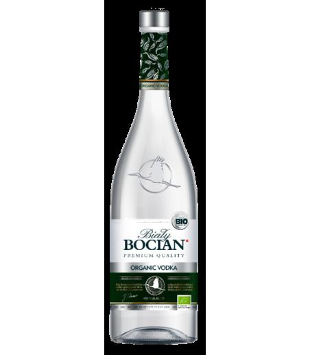 Vodka Bialy Bocian BIO Organic – Cigogne Blanche