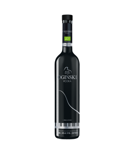 Vodka Oginski Organic BIO